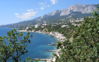 Есть ли потребность в загранпаспорте для поездки в Крым с территории Украины?