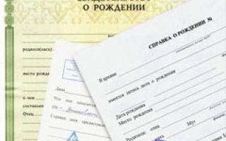Процедура оформления гражданства ребенку