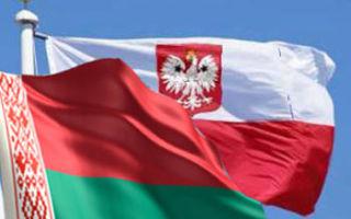 Пересечение границы Беларусь-Польша на автомобиле в 2019 году
