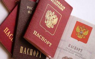 Получение гражданства России в упрощенном для украинцев