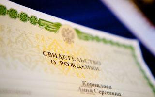 Документ удостоверяющий наличие гражданства РФ у несовершеннолетнего гражданина