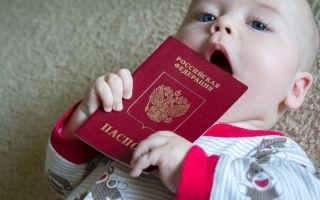 Где и как получить гражданство РФ ребенку до 14 лет?