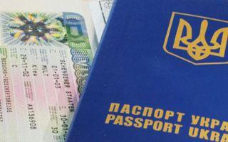 Особенности процедуры замены загранпаспорта в Украине