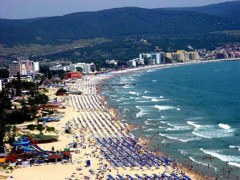 Загранпаспорт в Болгарию