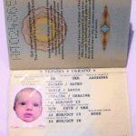 Нужны ли детям загранпаспорта Украина