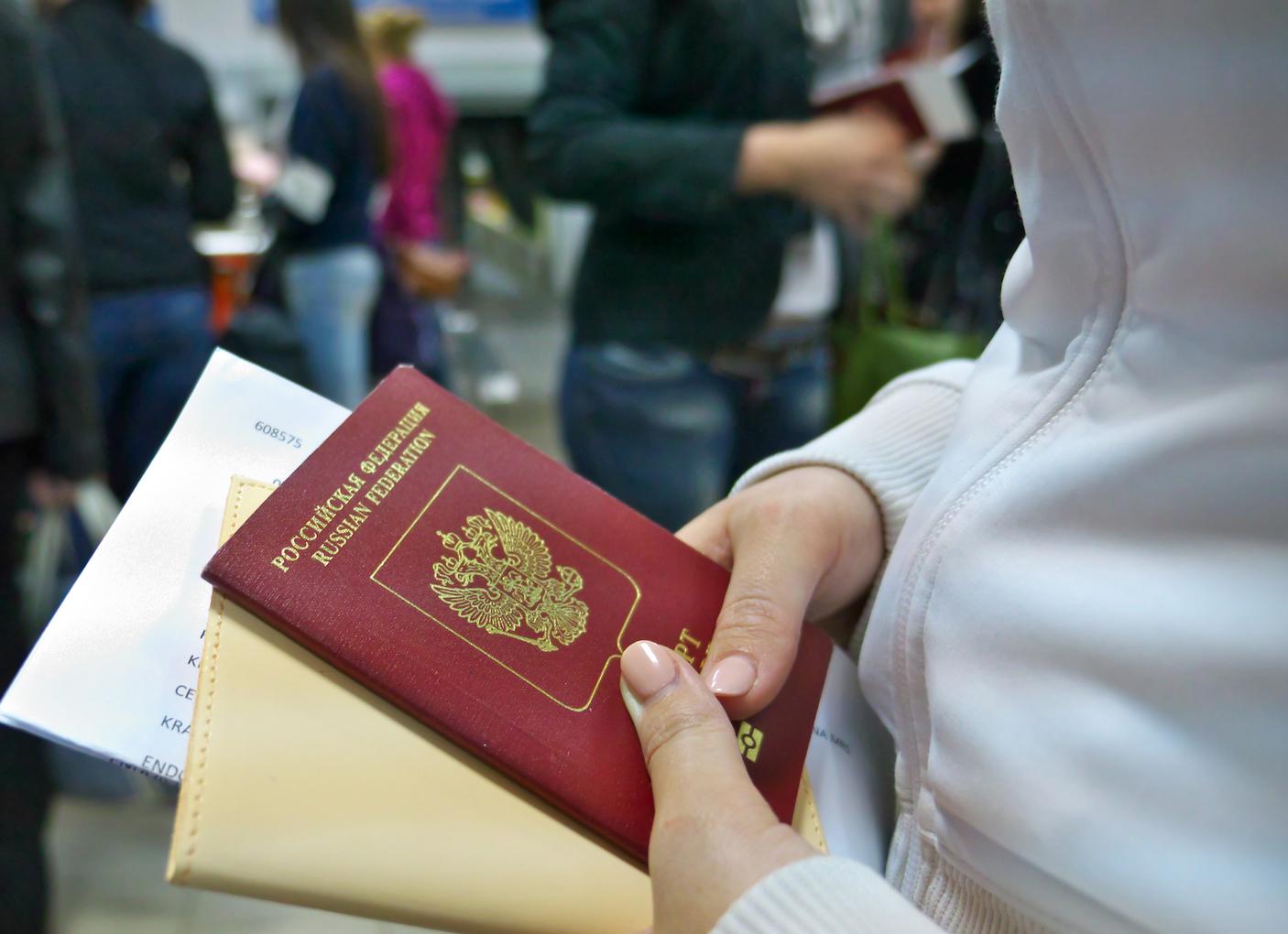 Оформление загранпаспорта  2017