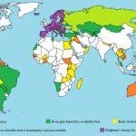 В какие страны не нужен загранпаспорт для россиян в 2020 году
