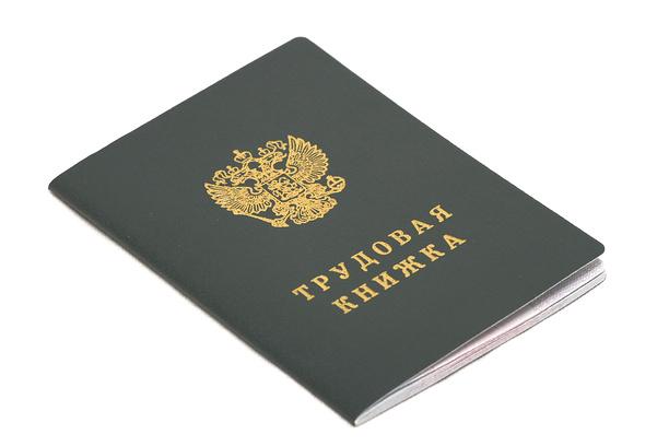 Нужна ли трудовая книжка для оформления загранпаспорта