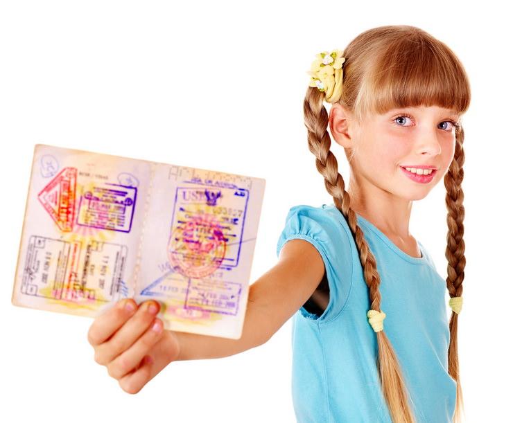 Нужно ли ребенку загранпаспорт Украина