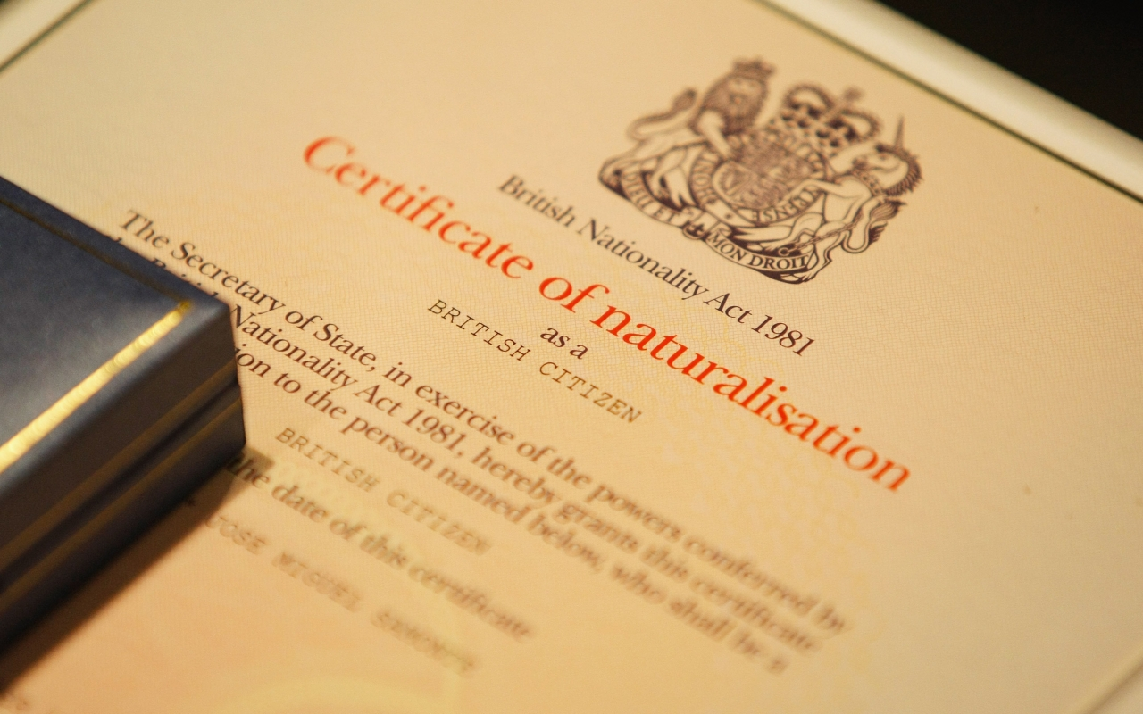 British citizenship application form download falaconquin