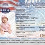 Если родить ребенка в США получит ли он гражданство
