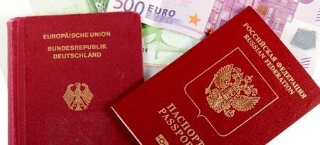 Как получить гражданство рф в германии