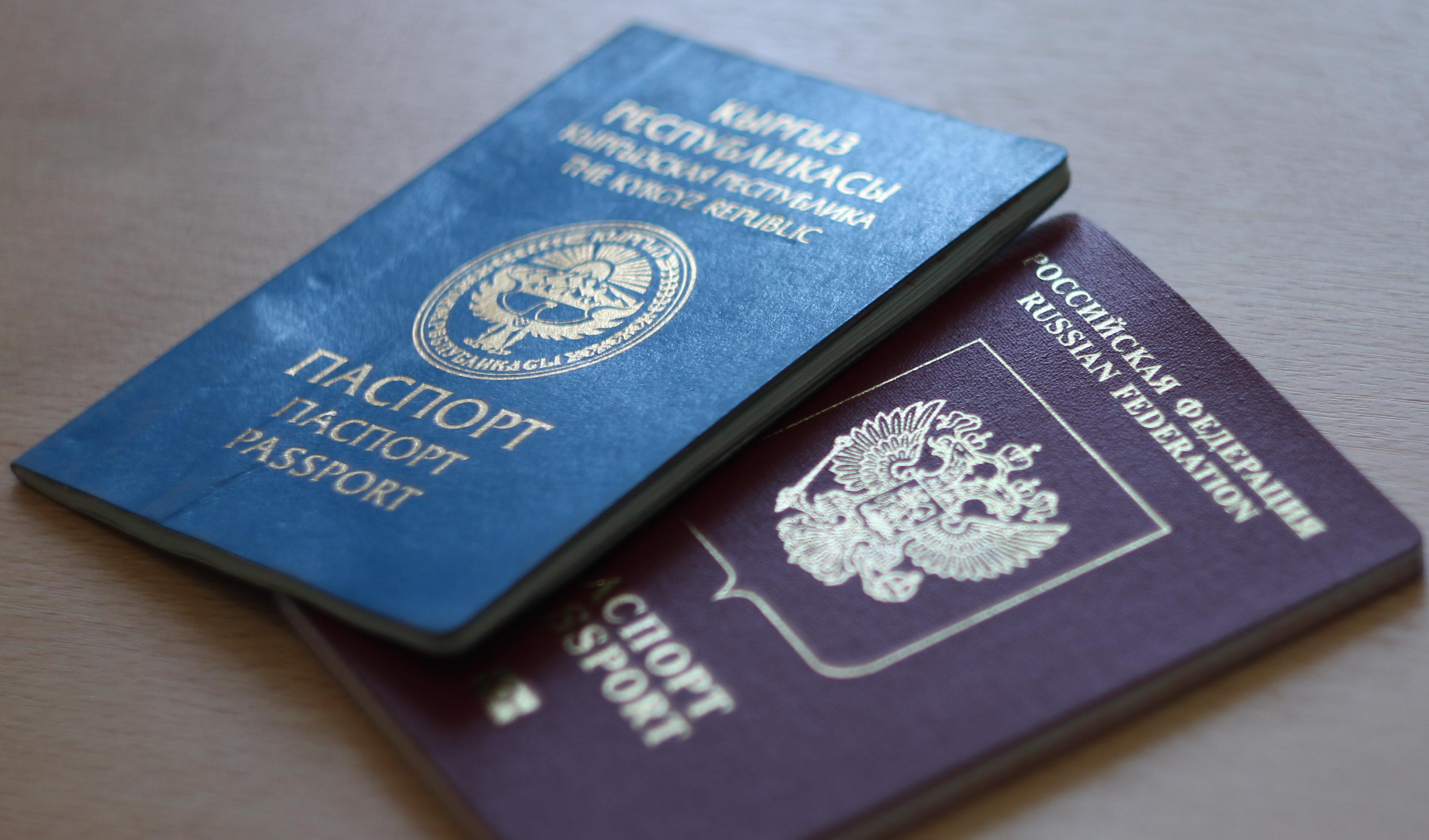 Уведомление о двойном гражданстве