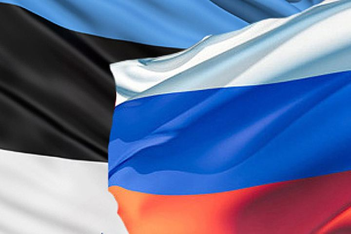 Граница Россия-Эстония