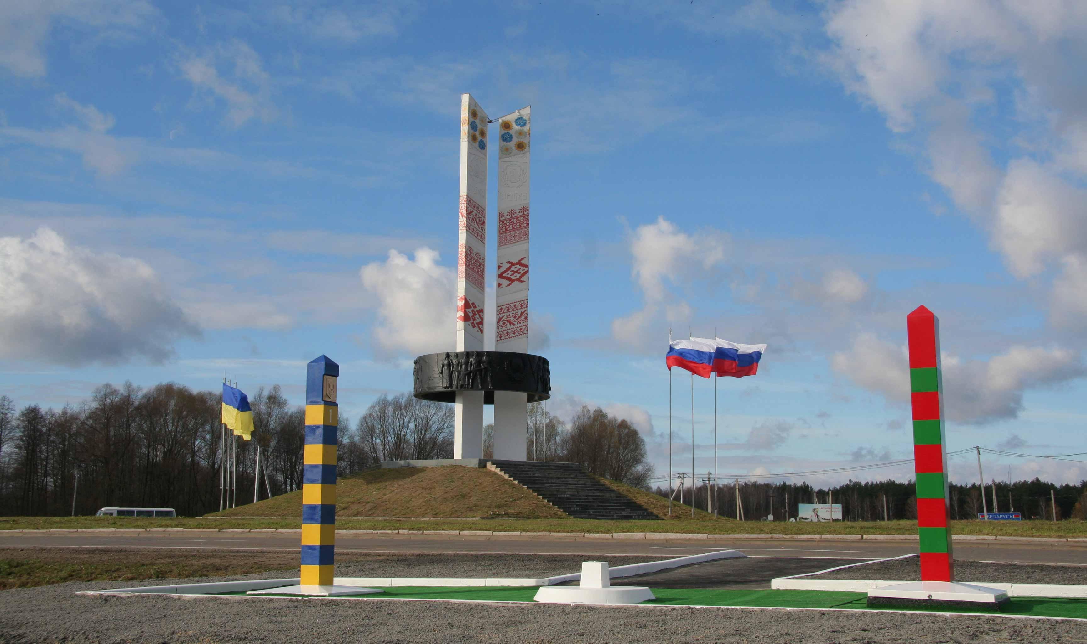 Пересечение границы Беларусь Украина на автомобиле