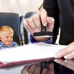 Разрешение на вывоз ребенка за границу: нужно ли получать от второго родителя