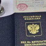 Заявление о выдаче вида на жительство в России: как заполнить