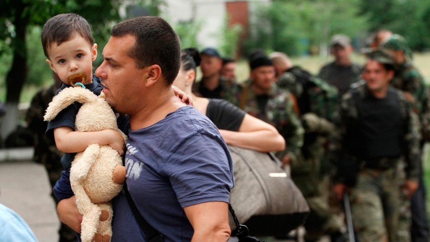 Статус вынужденного переселенца: что дает