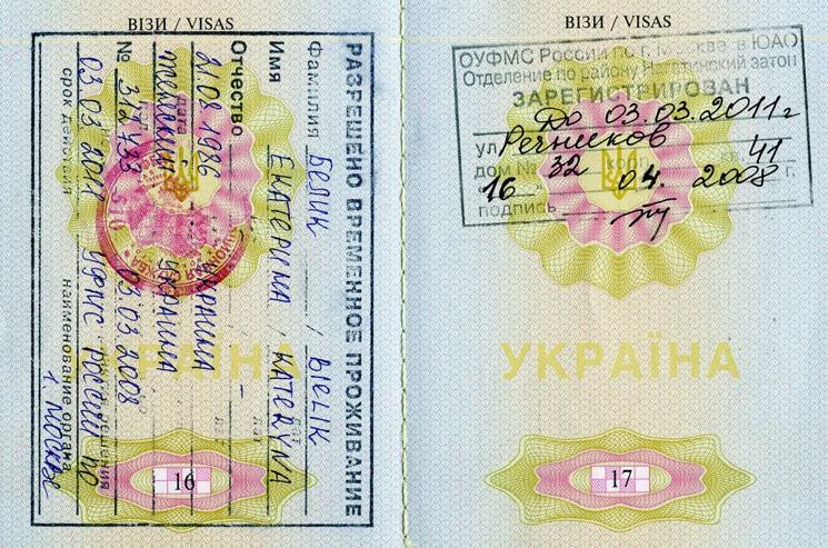 С регистрацией можно работать гражданам украины прекращение срока действия патента на работу