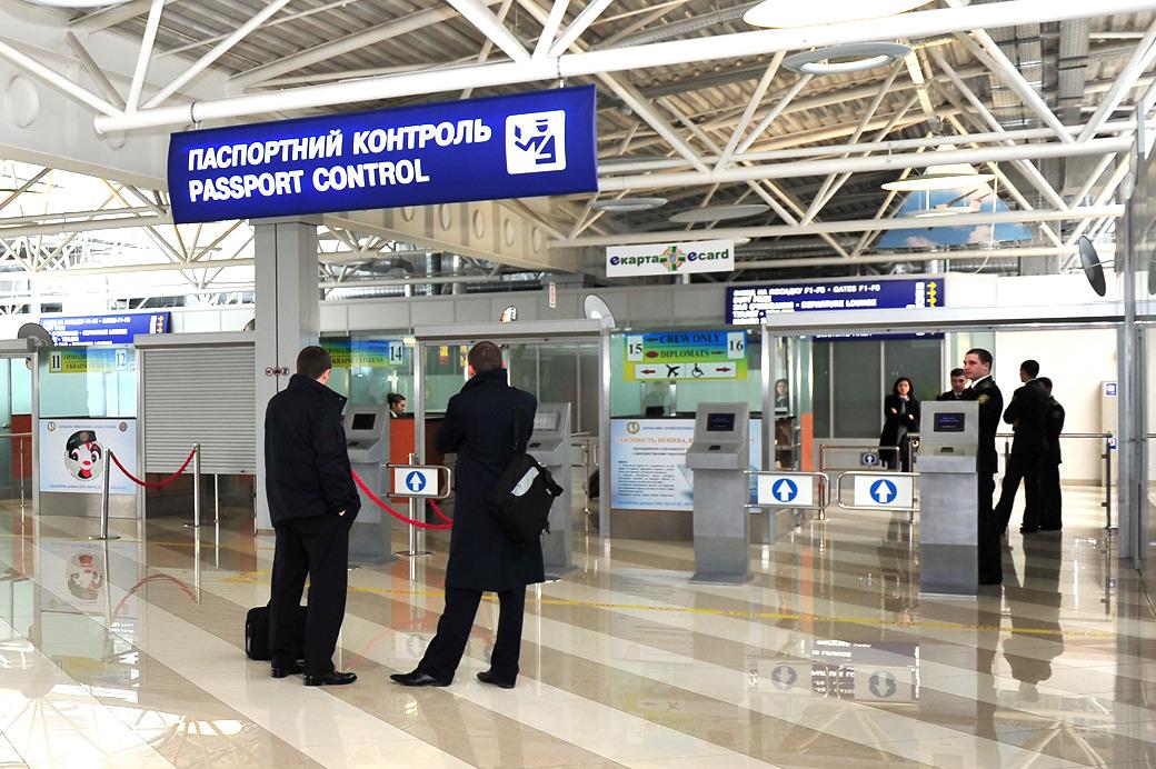 Правила пересечения границы Украина-Россия с 1 января 2019 года