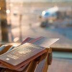 Загранпаспорт и билеты