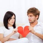 Смена фамилии по причине развода