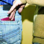 Восстановление паспорта по причине кражи